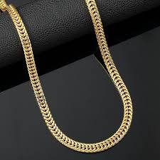 aliexpress buy nyuk new fashion american style gold mens gold chain designs mens silver chain styles menjewell mens