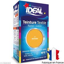 teinter un canap en tissu teinture tissu idéal liquide jaune moutarde 71 mini teinture coton
