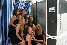 Open Air Photo Booth Open Air Photo Booth Selective Sound Entertainment