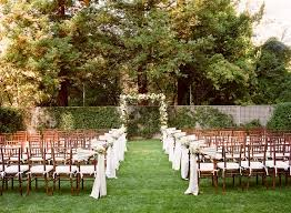 outside wedding decorations modern style outdoor wedding reception decorations with