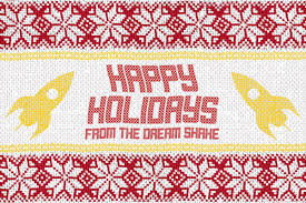 merry and happy holidays from the shake the
