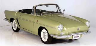 renault floride 1960 renault caravelle classiccars com journal