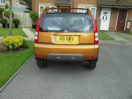 honda hrv 5dr manual immaculate private plate in trowbridge