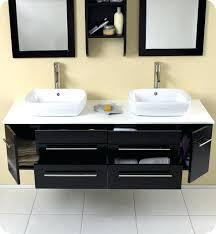 vanities floating vanity building plans diy floating bathroom