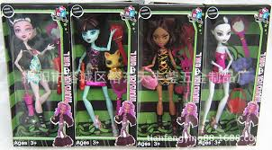aliexpress buy 2015 sale monsters dolls free
