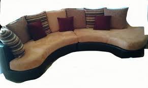 canapé arrondi but canapé sénégal 1 fauteuil à redon meubles décoration canapés