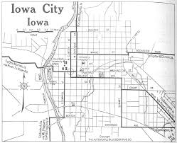 map of iowa iowa maps perry castañeda map collection ut library