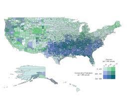 Red States Blue States Map by Red States Blue States And Divorce Understanding The Impact Of