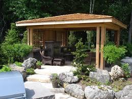 Burlington Home Decor Cabanas U0026 Gazebos Burlington Gelderman Landscape Services