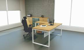 Office Desk Ls Sq Ls 05 Lenzon Malaysia Office Furniture Manufacturer