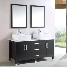 Home Depot Sink Vanities Single Sink Vanity With Top Ace Kensington 61 Inch Single Sink