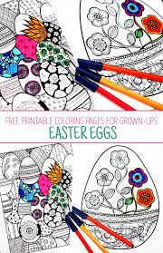 easter coloring pages for grown ups red ted art u0027s blog