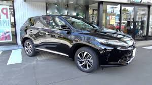 harrier lexus new model 2017 toyota harrier interior exterior and changes the best