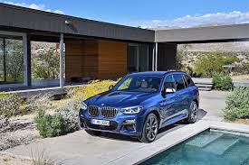 suv bmw 2018 bmw x3 g01 goes official transitions from sav to suv