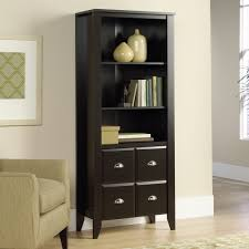 sauder furniture bookcase shoal creek library bookcase