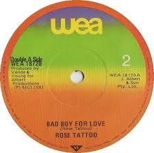 45cat rose tattoo rock u0027n u0027 roll outlaw bad boy for love