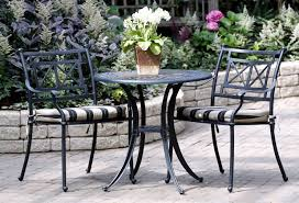 Cafe Style Table And Chairs Patio Furniture Apartments I Like Blog