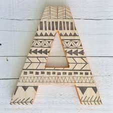 wooden block letter designs letter idea 2018