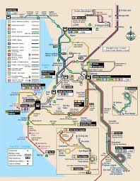 Grapevine Map Regional Monterey Salinas Transit