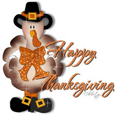 happy thanksgiving pretty glittery graphics