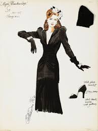 theadora van runkle the style saloniste exclusive famed costume designer s charming
