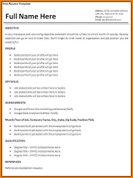 28 Resume Samples For Sample by No Job Experience Resume Template 28 Resume For People With No Job