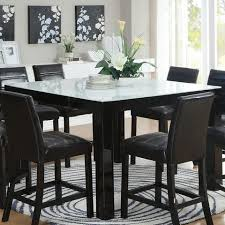 Counter Height Dining Room Furniture by Hokku Designs Elsador Counter Height Dining Table Moderm Room