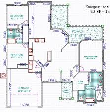 concrete block homes floor plans home deco plans