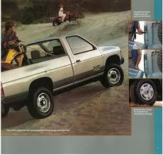 nissan hardbody 4x4 1986 5 nissan hardbody trucks brochure