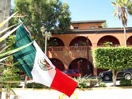 is hotel california of eagles fame in baja mexico interpac