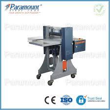 swatch cutter machine