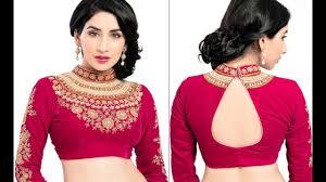 trendy blouses neck blouse desigens ii trendy wear blouse designes