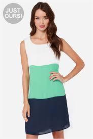 cute sleeveless dress shift dress color block dress 39 00