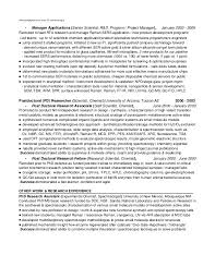 short resume eliolera com