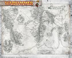 Southern Ocean Map Great Ocean Warhammer Wiki Fandom Powered By Wikia