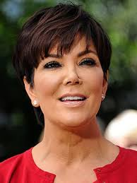 kris jenner hair colour kris jenner short haircut kris jenner short hair real beauty