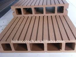 recycling plastic wood floor wpc decking floor outdoor floor