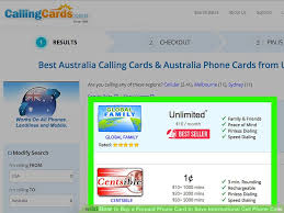 how to buy a prepaid phone card to save international cell phone calls