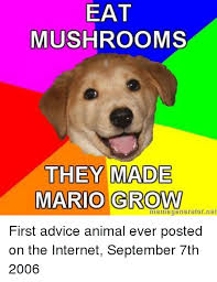 Animal Advice Meme - 25 best memes about mario internet and advice animals mario