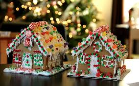 family culinary workshop gingerbread house decorating calendar