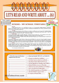 daily routine time adverbs of frequency esl level 1 reading
