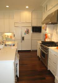 How To Decorate A Galley Kitchen Photo Unique Decorating Galley Kitchen Remodels Tricks To Galley