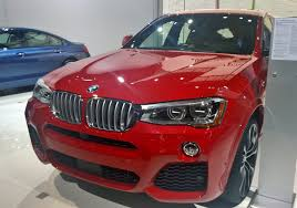 2015 bmw x4 debuts at new york auto show the fast lane car