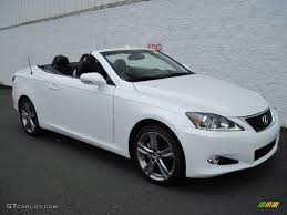 lexus convertible 2014 2012 starfire white pearl lexus is 250 c convertible 80651020