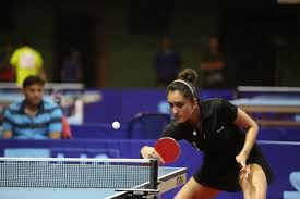 Best Table Tennis Player India U0027s Manika Batra Is Ready To Face The Best Players In The