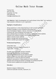 Sample Kindergarten Teacher Resume Tutor Resumes Resume Cv Cover Letter