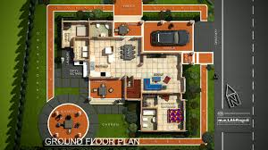 floor plan residential house house and home design