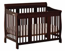 Modern 4 In 1 Convertible Crib by Brown Cr Bayb