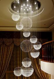 Sphere Chandelier With Crystals Chandelier Raindrop Crystals Thesecretconsul For Awesome Household