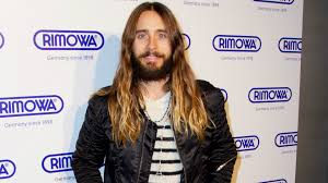 jared leto u0027s new haircut will make you swoon even more than usual